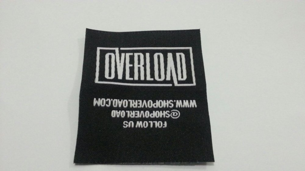 Order Woven Labels and satin print labels Manufacturing (Paypal acceptable)