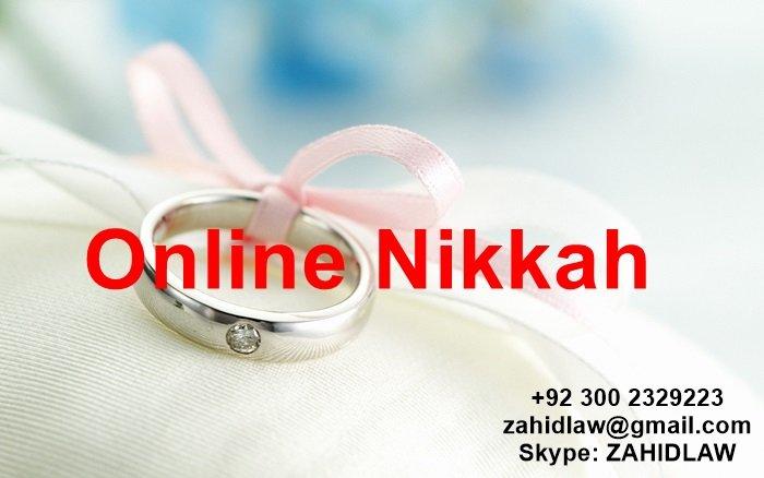 Order Online Nikah Service