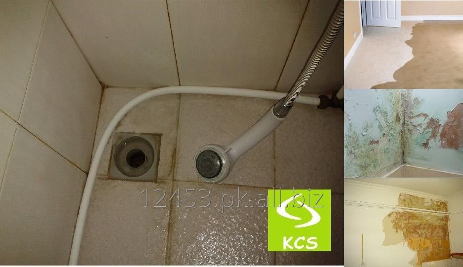 Bathroom Leakage Seepage Control Waterproofing Treatment