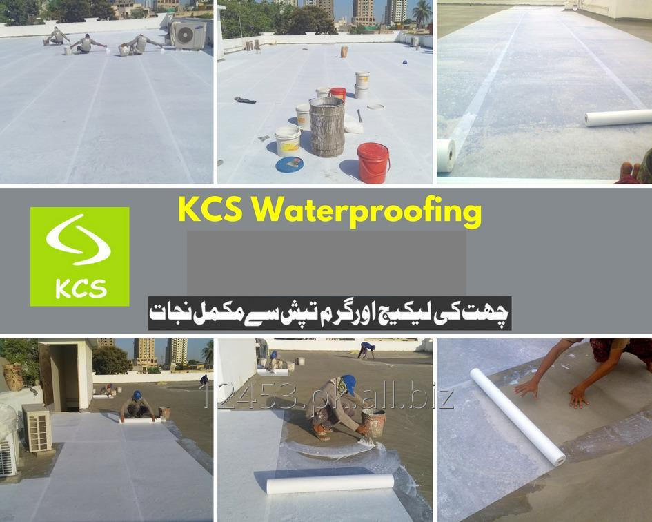 Order Bathroom Leakage Seepage Control Waterproofing Treatment Karachi
