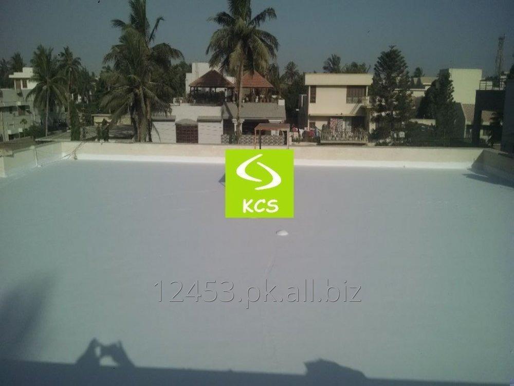 Order Roof Waterproofing Services Karachi