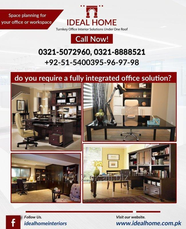 Order Interior designer and construction services