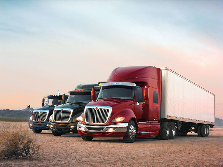 Order Local transportation & distribution