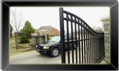 Automatic Gate with Remote Control