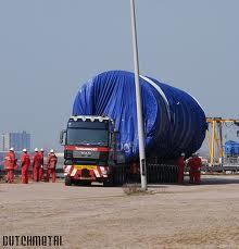 Heavy Equipment Haulage & Transportation