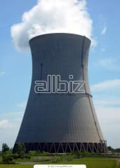 Construction of energy enterprises