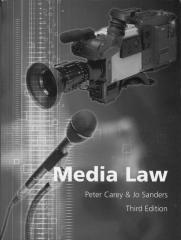 Media and Communication Law
