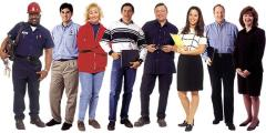 Database of jobseekers and employers