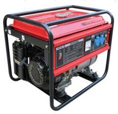 Diesel, Petrol and Gas Generators