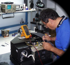 Multimedia Projector Maintenance
