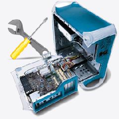 Computers maintenance