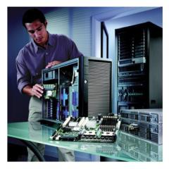 Installation and support of computer systems