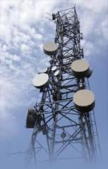 Microwave radio - metrolink+ system