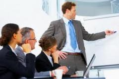 Corporate training and development services