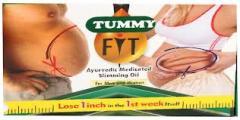Tummy fit oil
