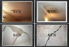Damage Bathroom Leakage Seepage Treatment
