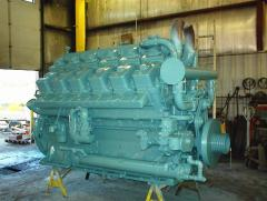Generator's Diesel pump Supply & Services.