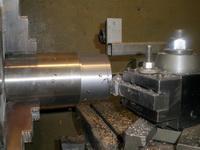 Generator's Sleeve lines overhauling.