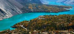 Hunza valley autumn tour - Pakistan