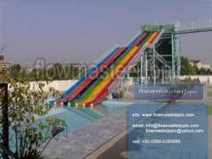 Commercial Water Slides