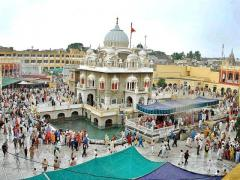 Tour of sikh pilgrimage at Nankana & Punja Sahib