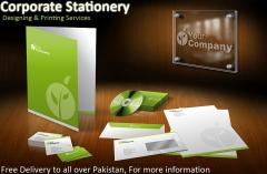 Corporate Stationary printing