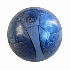 PU FOOTBALL SEA BLUE