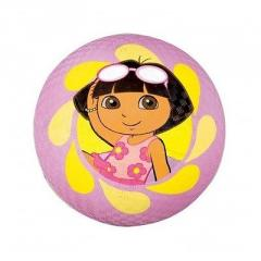 RUBBER FOOTBALL GIFT BALL FOR CHILDREN DORA BALL