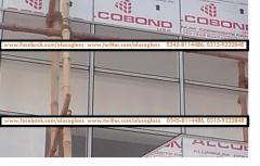 Aluminum Composite Panel ACP ACM Cladding Contractors