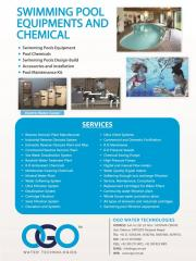 Ogo water filter cartridges delivery and service