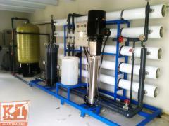 75000 GPD Reverse Osmosis Plant Karachi by
