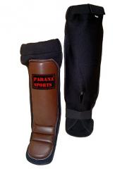 PARANA LEATHER GRAPPLING SHIN INSTEP PA-30204