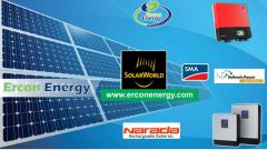 Ercon Energy Solar System Installation Pakistan