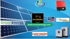 Ercon Energy Solar System Installation Pakistan