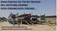 AWAN EXPRESS CAR CARRIER SERVICES KARACHI