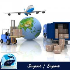 SEA FREIGHT IMPORT EXPORT , CONTAINER TRADING , PACKER MOVER