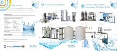 Water filter / RO plants
