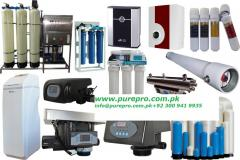 Water filters & cartridges