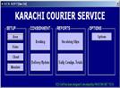 Courier Software (Karachi Courier Services)