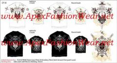 Men`s, Women's Hip Hop Urban Design T-shirts