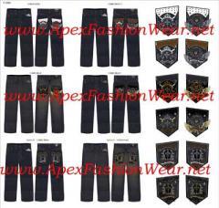 Denim Jeans Designing Work
