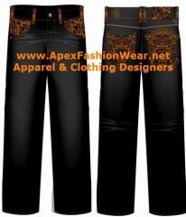Women's Stylish Jeans Design