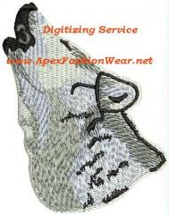 Embroidery, Design Digitizing Service