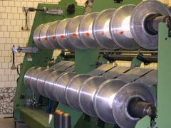 Repairing packaging and textile machinery