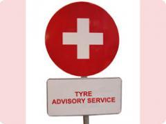 Tyre advisory service