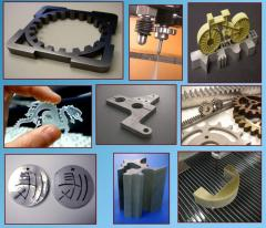 Services for machining of metals