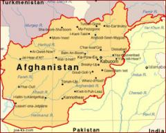 Afghanistan transit cargo