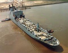 Ocean transportation service