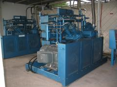 Installation of CNG Compressors