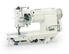 Importing both industrial and domestic sewing